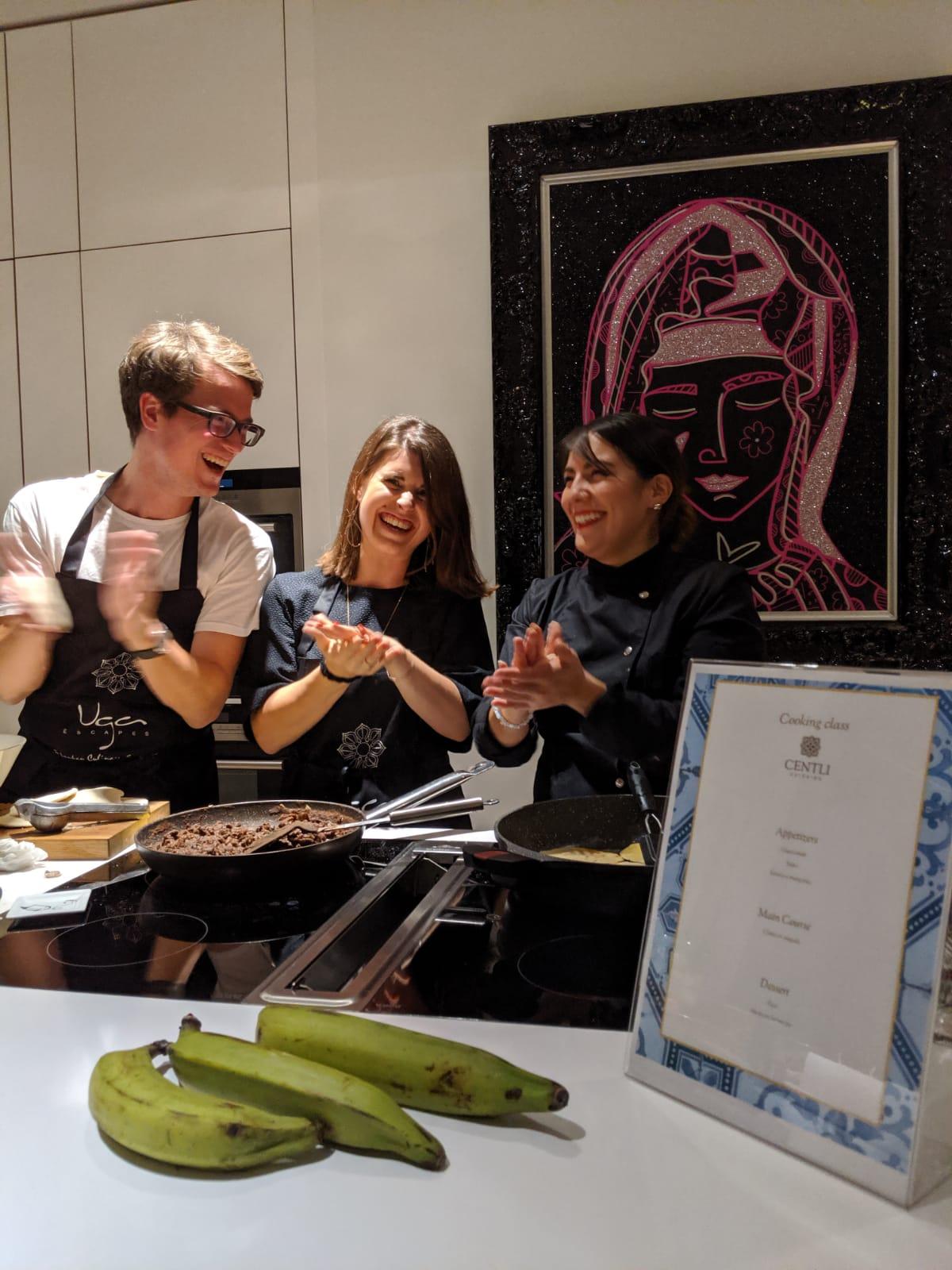 Centli Catering Munich | Elia Hernandez | Cooking Class 2019